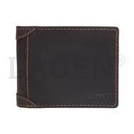Pánská peněženka LAGEN kožená 511462 hnědá BRN