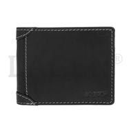 Pánská peněženka LAGEN kožená 511462 černá BLK