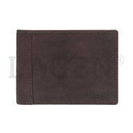 Pánská peněženka LAGEN kožená 7176 E hnědá BRN