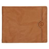 Pánská peněženka LAGEN kožená BLC/4231 světle hnědá TAN