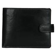 Pánská peněženka LAGEN kožená E-1036/T černá BLK