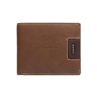 Pánská peněženka LAGEN kožená LG-1134 hnědá BRN