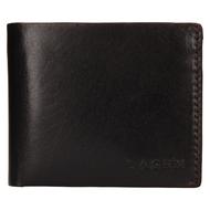Pánská peněženka LAGEN kožená TS-508 hnědá BRN
