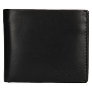 Pánská peněženka LAGEN kožená TS-508 černá BLK