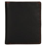 Pánská peněženka LAGEN kožená TP-071 tmavě hnědá D.BRN