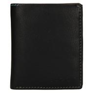 Pánská peněženka LAGEN kožená TP-071 černá BLK