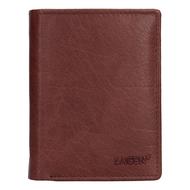 Pánská peněženka LAGEN kožená LM-8314 hnědá BRN