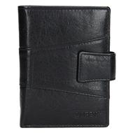 Pánská peněženka LAGEN kožená V-99 černá BLK