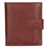 Pánská peněženka LAGEN kožená V-84 hnědá BRN