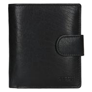 Pánská peněženka LAGEN kožená BLC/4738 černá BLK