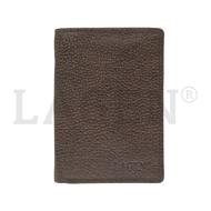 Pánská peněženka LAGEN kožená 90752 tmavě hnědá D.BRN