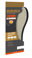 SEAX vložky do bot Thermo Aluminium