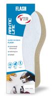 Vložky do bot FLASH bílé