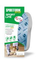Vložky do bot Sportform dětské