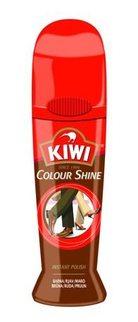 KIWI SHINE & PROTECT Tekutý vosk 75 ml