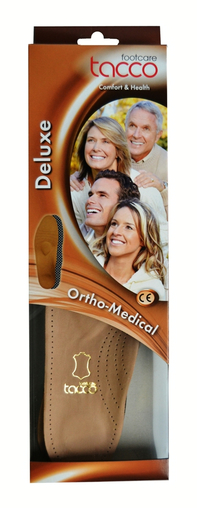 TACCO anatomické vložky do bot Deluxe