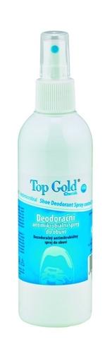 Top Gold Deodorační antimikrobiální sprej do obuvi 150 g