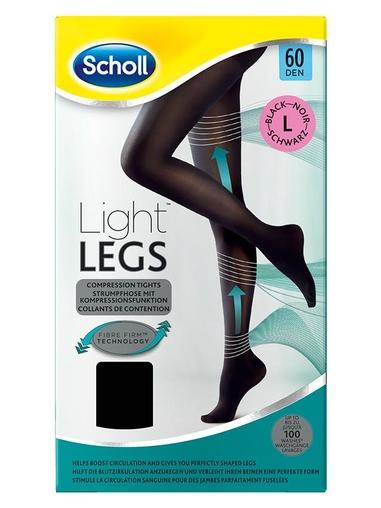 SCHOLL Light Legs - kompresní punčochové kalhoty 60 Den