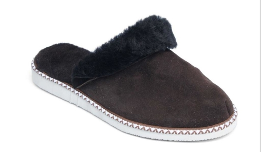 Pantofle z ovčí vlny beránek 7-20083