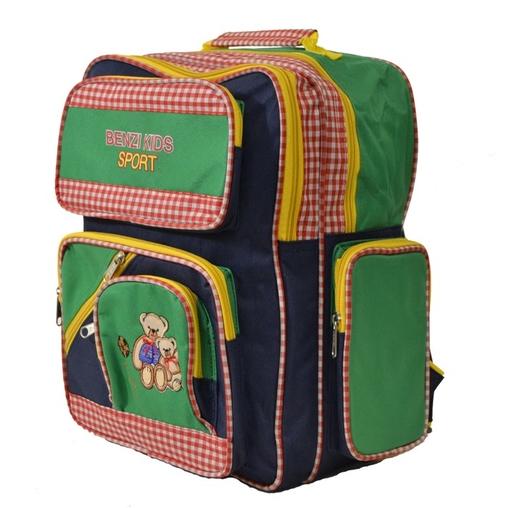 BZ 2353 dětský batoh red-green