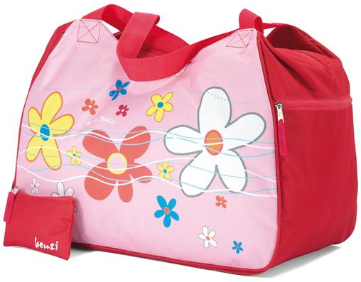 BZ 4212 plážová taška pink