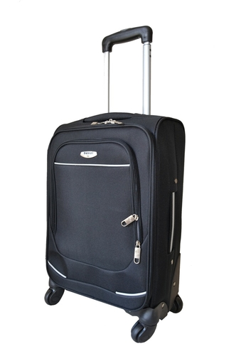 BZ 4654 - 3 kufr na kolečkách black - 50 cm