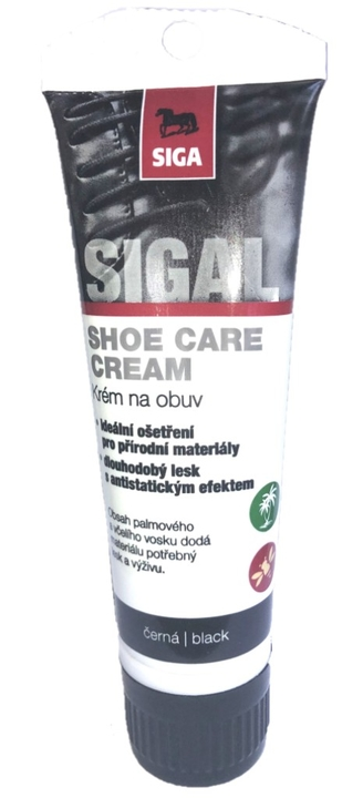 f8c2c4dca54 SIGAL Krém na obuv tuba s aplikátorem 75 ml NO. 3