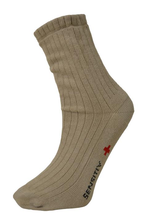 Matex ponožky Diabetes Plus béžová 3-408 L ... dd1dc95ae6